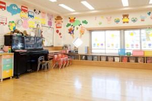 Дезинфекция в детских садах и школах