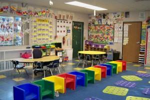 Проведение дезинфекции в детском саду